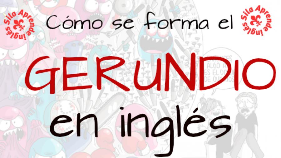gerundio en inglés