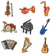 Instrumentos Musicales En Inglés