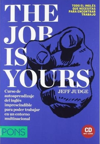 The job is yours