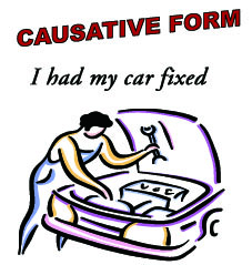 CAUSATIVE FORM
