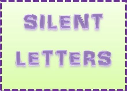 letras mudas