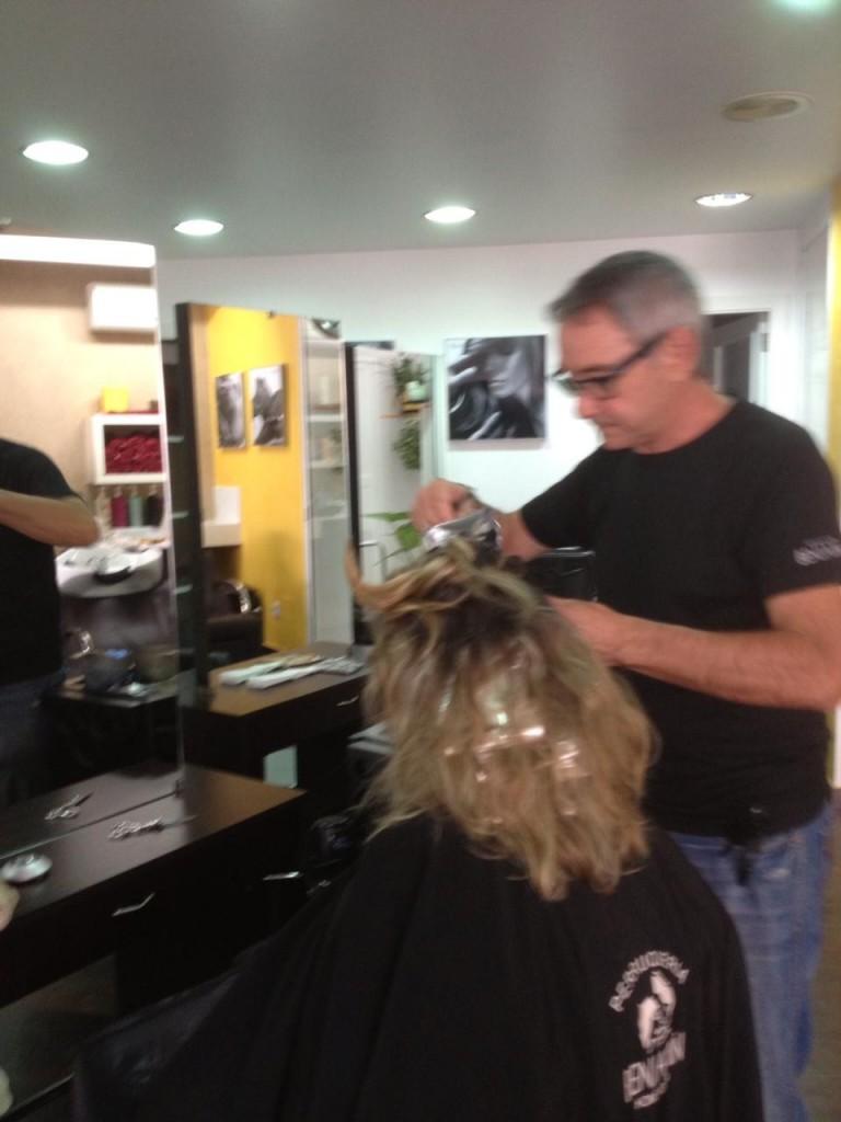 vocabulario peluquería