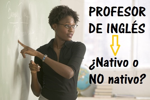 profesor inglés