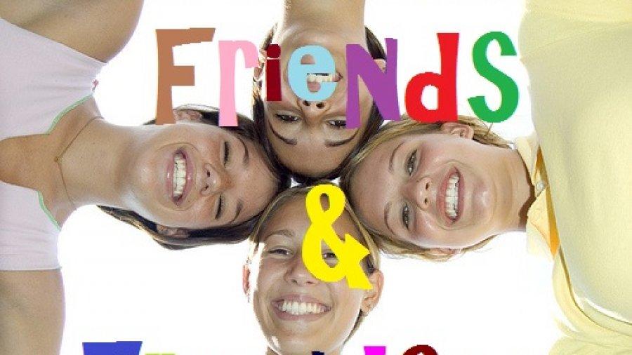 Vocabulario en inglés: Friends and Friendship