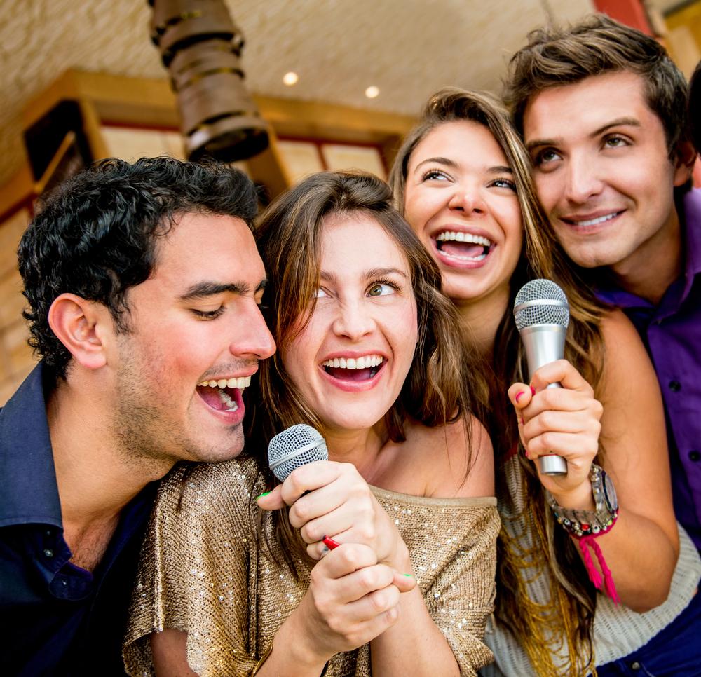 inglés cantando