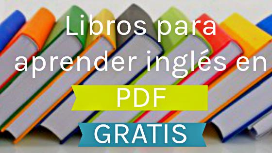 Libros Para Aprender Inglés En PDF Gratis