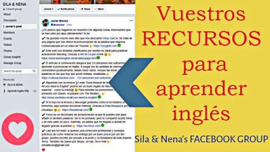 recursos aprender inglés