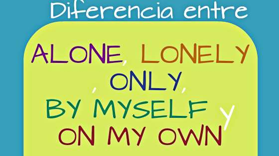 alone lonely by myself on my own