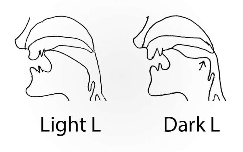 dark l