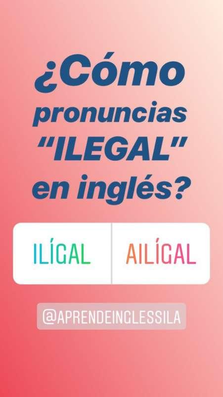 pronunciar i en inglés