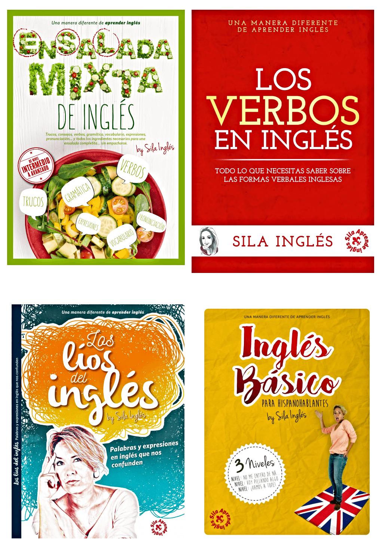 libros sila inglés